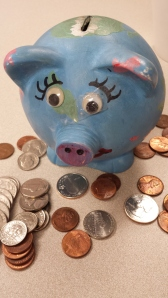 Be my piggy bank